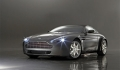 ASTON MARTIN V8 Vantage concurrente la BENTLEY Continental GT