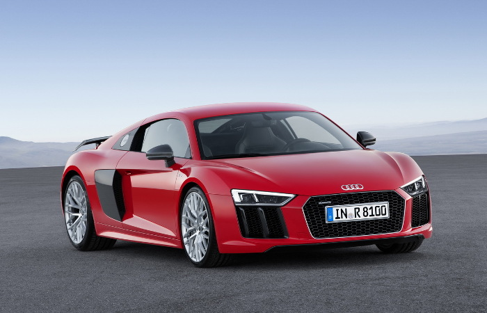 2016 Audi R8 V10 Plus 2016 Sport Car Technical Specifications And Performance