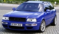 AUDI RS2 concurrente la BMW X5 4.4iA