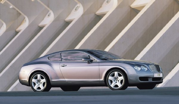 Plus de photo de la BENTLEY Continental GT