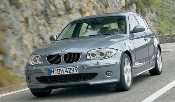 Plus de photo de la BMW 120 i