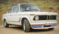 BMW 2002 Turbo concurrente la VOLVO 262 C