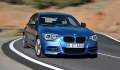 BMW M135i concurrente la BMW M4 Pack Competition
