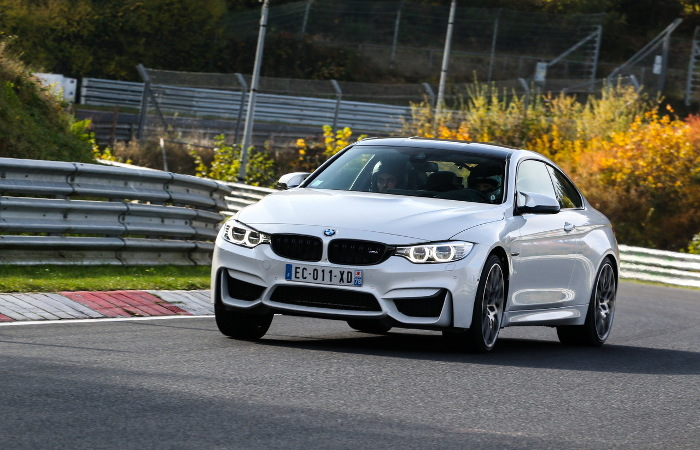 Plus de photo de la BMW M4 Pack Competition