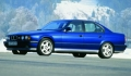 BMW M5 (E34) concurrente la BMW M3 (E30) Evolution