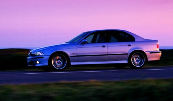 Plus de photo de la BMW M5 (E39)