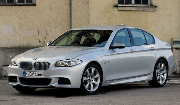 Plus de photo de la BMW M550d