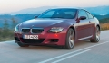 BMW M6 (E63) concurrente la BENTLEY Continental GT