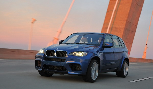 2009 BMW X5 M (E70) - Sport car technical specifications ...