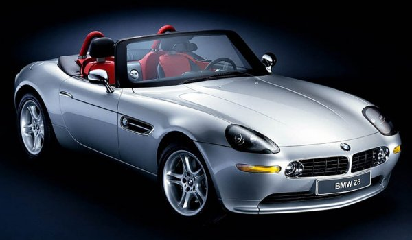 Plus de photo de la BMW Z8
