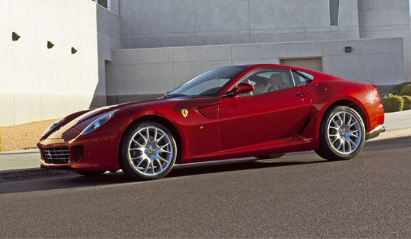 Plus de photo de la FERRARI 599 GTB Fiorano