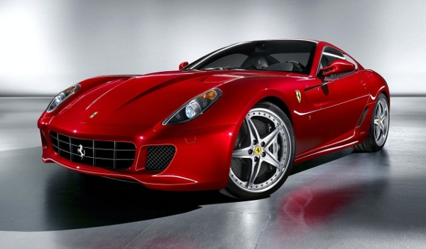 Plus de photo de la FERRARI 599 HGTE