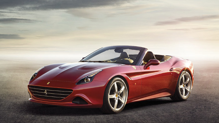 Plus de photo de la FERRARI California T