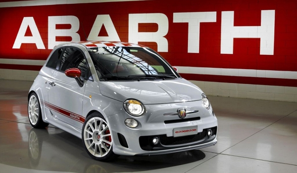 Plus de photo de la FIAT 500 Abarth Essesse