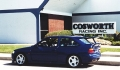 FORD Escort RS Cosworth concurrente la RENAULT R21 2L Turbo Phase II Quadra