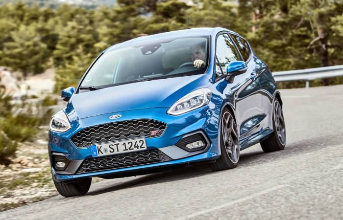 Plus de photo de la FORD Fiesta ST Pack