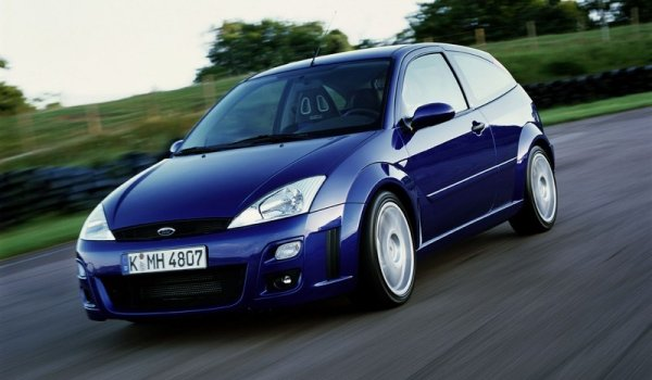 Plus de photo de la FORD Focus RS