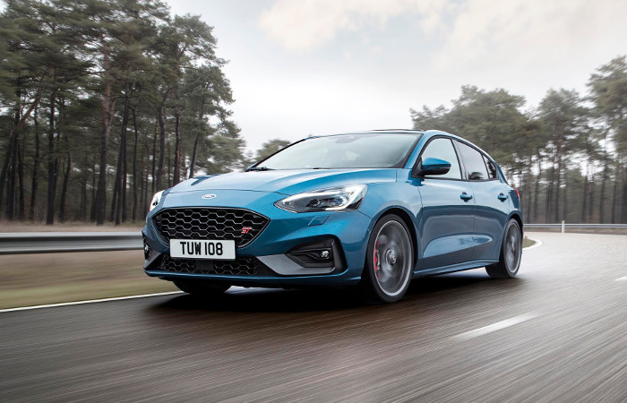 Plus de photo de la FORD Focus ST (2019)