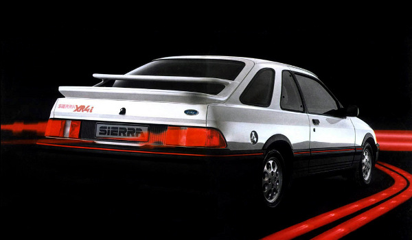 Agrandir la photo dela FORD Sierra XR4i