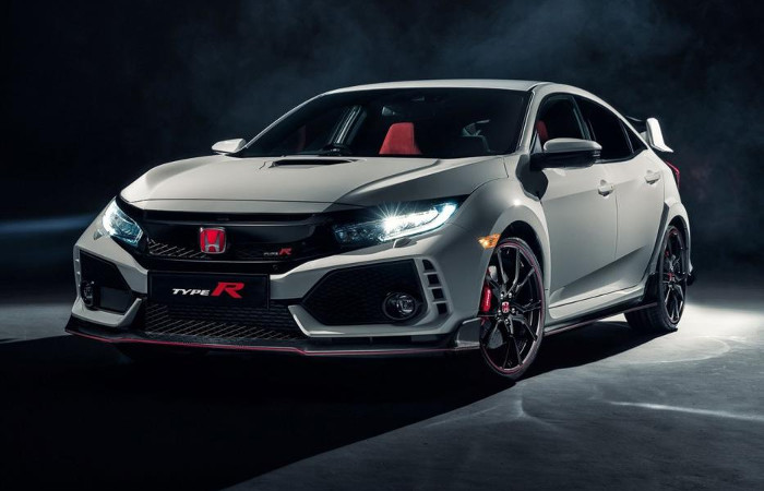 Plus de photo de l' HONDA Civic 10 Type R