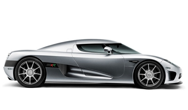 Plus de photo de la KOENIGSEGG CCXR