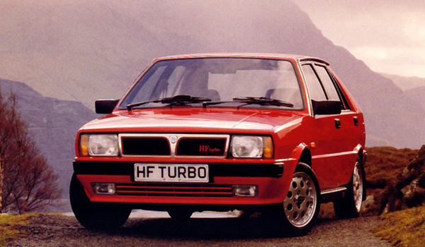 Plus de photo de la LANCIA Delta HF Turbo