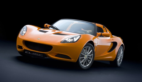 Plus de photo de la LOTUS Elise (2010)