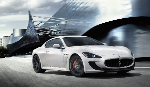 Plus de photo de la MASERATi GranTurismo MC Stradale