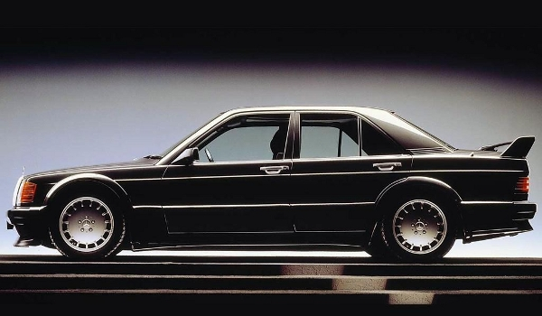 Plus de photo de la MERCEDES 190E 2.5-16 Evolution