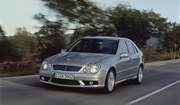 Plus de photo de la MERCEDES C 55 AMG