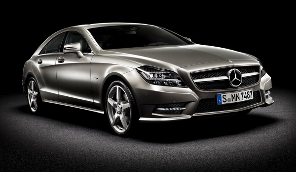 Plus de photo de la MERCEDES CLS 500