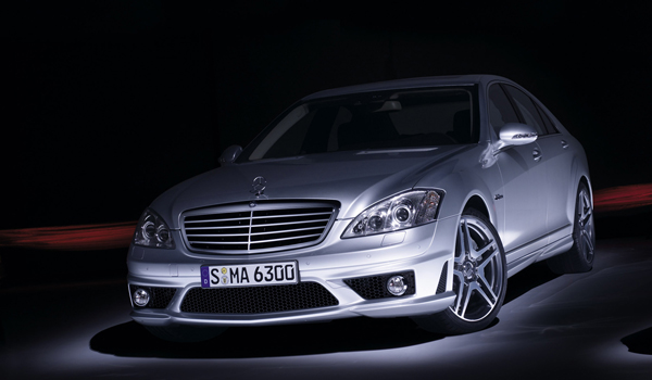 Plus de photo de la MERCEDES S63 AMG (W221)