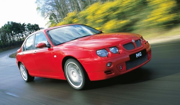 Plus de photo de la MG ZT 190