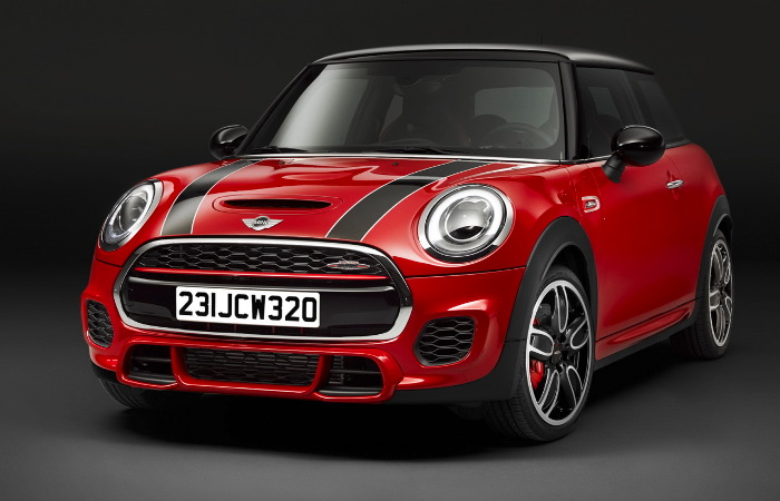 Plus de photo de la MINI John Cooper Works