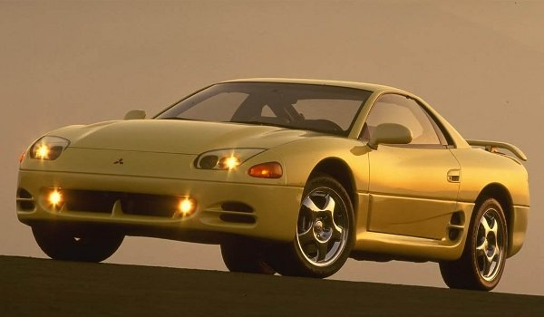 Plus de photo de la MITSUBISHI 3000GT