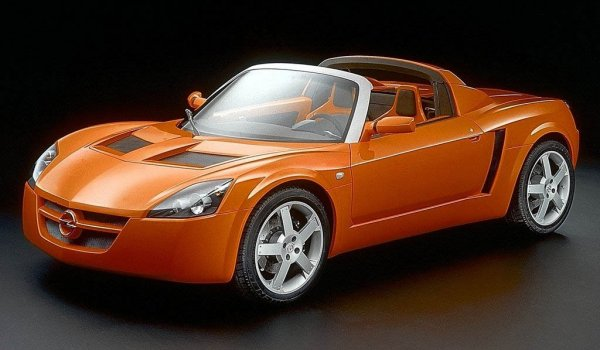 Agrandir la photo del' OPEL Speedster