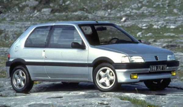 Plus de photo de la PEUGEOT 106 xsi (105ch)