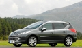 PEUGEOT 207 RC SW concurrente l' OPEL Astra GTC 180 Sport
