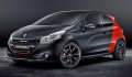 PEUGEOT 208 GTi 30th concurrente la FORD Focus ST (2019)