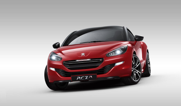 Plus de photo de la PEUGEOT RCZ R