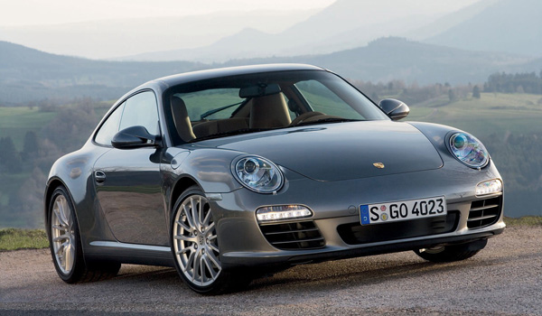 Plus de photo de la PORSCHE 911 Carrera 4 (997-2008)