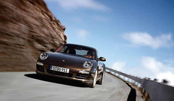 Plus de photo de la PORSCHE 911 Carrera S (997-2008)