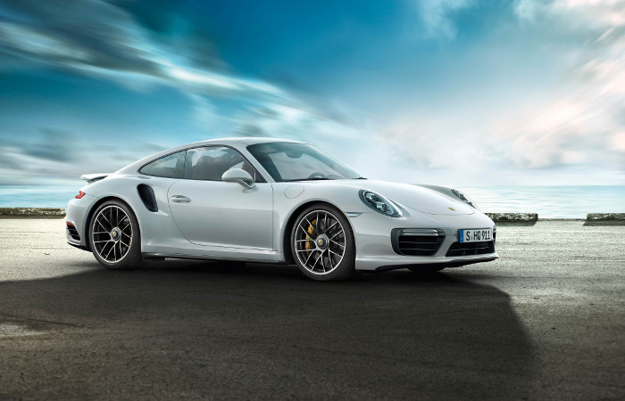 Plus de photo de la PORSCHE 911 Turbo S (911.2)