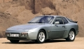PORSCHE 944 S2 concurrente la JAGUAR F-Type Coupé