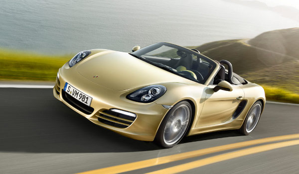 Plus de photo de la PORSCHE Boxster (981)