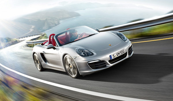 Plus de photo de la PORSCHE Boxster S (981)