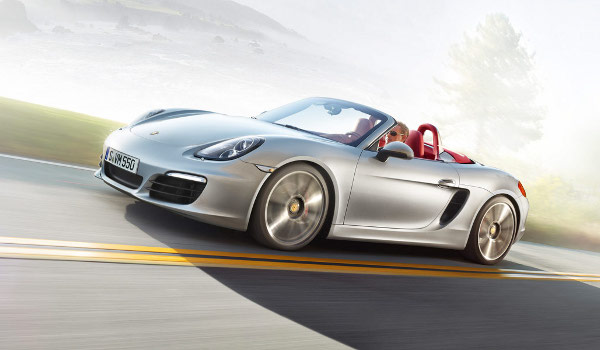 Plus de photo de la PORSCHE Boxster S PDK (981)