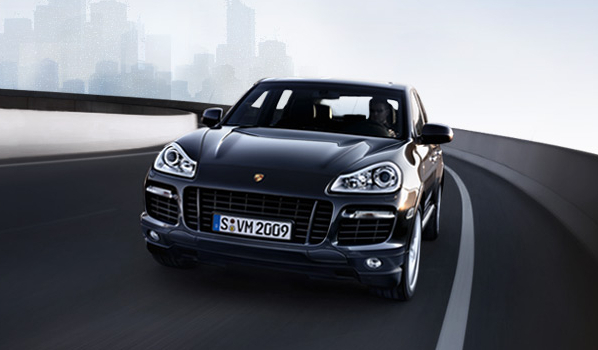 Plus de photo de la PORSCHE Cayenne turbo S