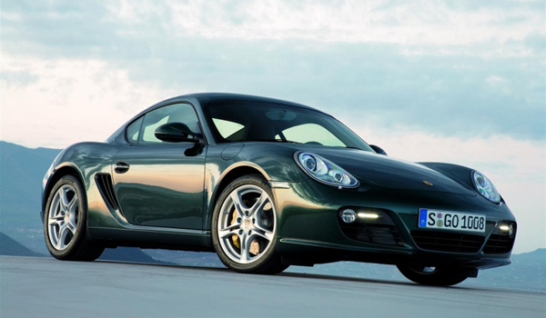 Plus de photo de la PORSCHE Cayman S (2009)