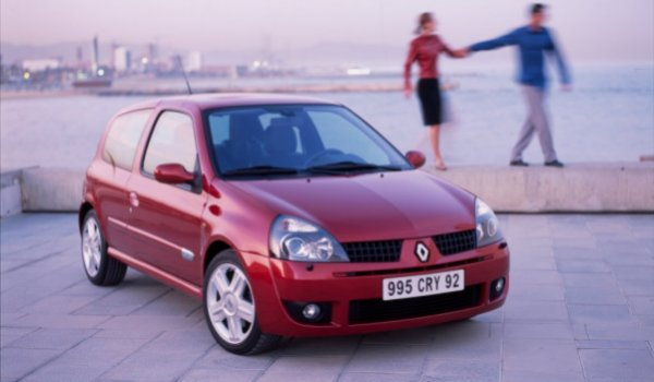 Nowoczesna architektura 2001 RENAULT Clio RS 2.0 - Sport car technical specifications and CW99